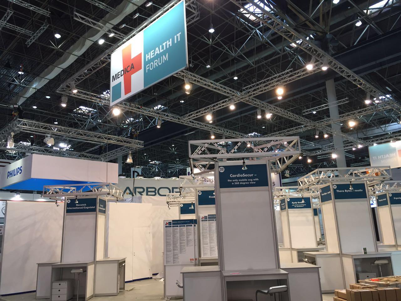 MEDICA 2016 德国杜塞尔多夫国际医疗器械及设备展 静候您的光临!