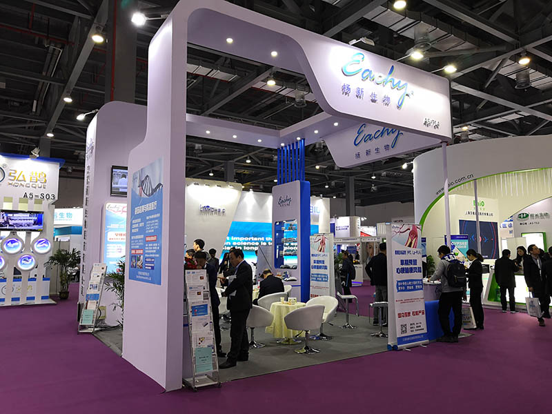北京展览搭建展台空间设计要求包含哪些