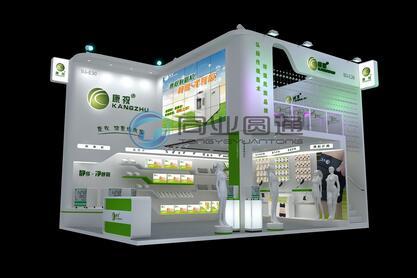 北京搭建公司浅析展示设计中色彩的作用
