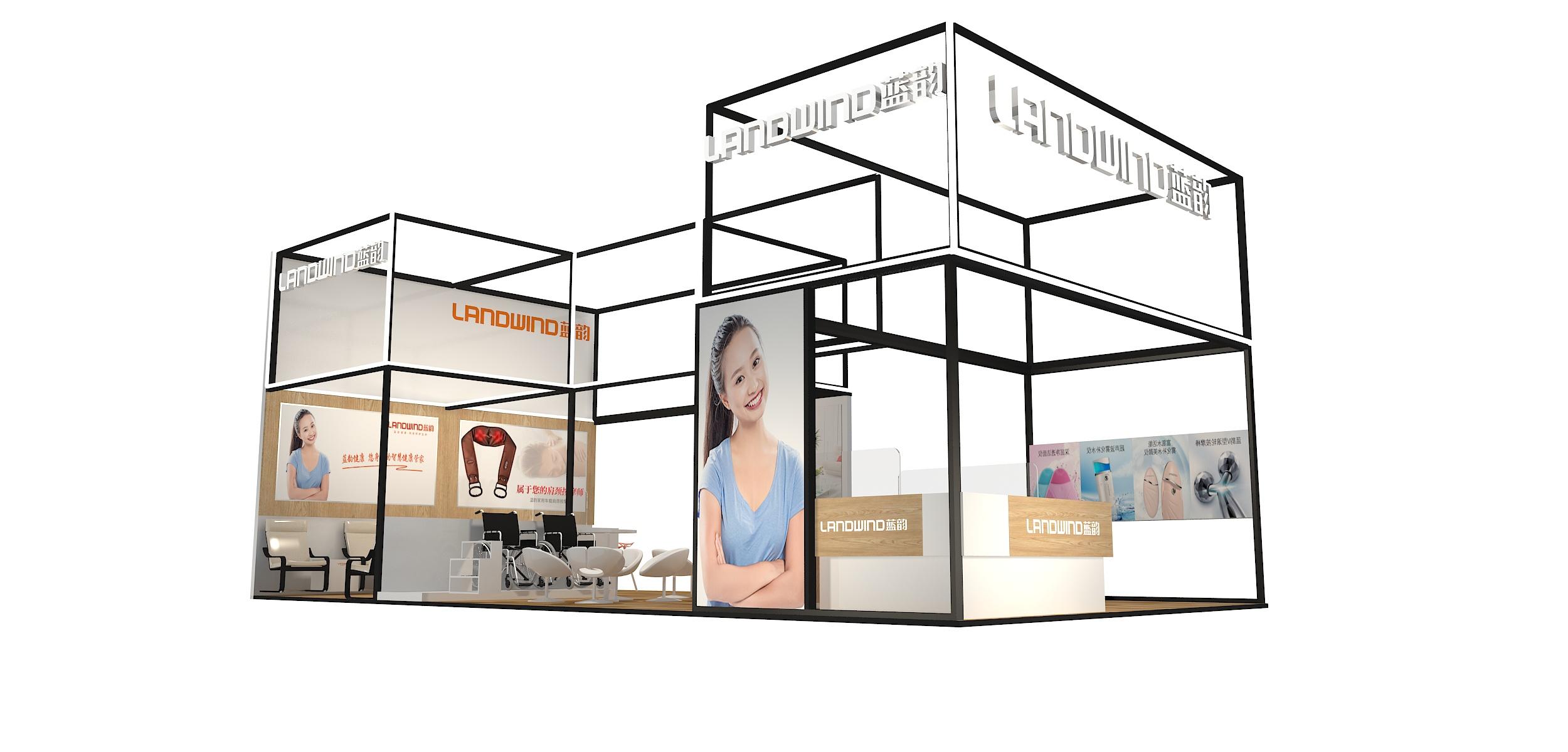 如何突出展厅搭建的设计思路