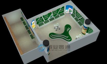 同业圆通|展厅设计怎么预算和报价
