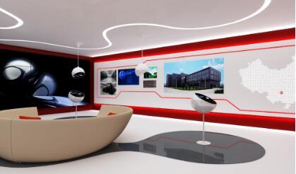 同业圆通展览:企业展厅如何设计参观路线