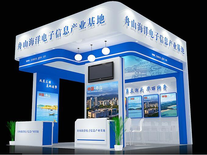 北京展台搭建公司浅析企业展厅设计常有几类标准